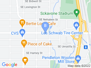 Map of Cats in the City LLC Dog Boarding options in Portland | Boarding