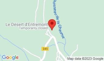 Le Désert d'Entremont 73670 Entremont-le-Vieux