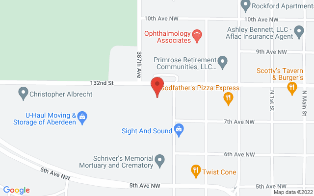 static image of 405 8th Ave NW, Suite 321, Aberdeen, South Dakota