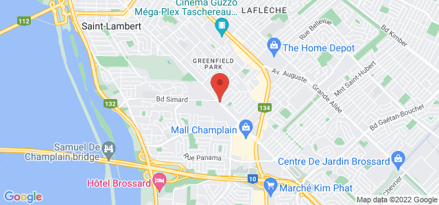 Sophie Leroux Fleuriste Map