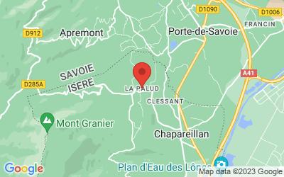La Palud, 38530 Chapareillan, France