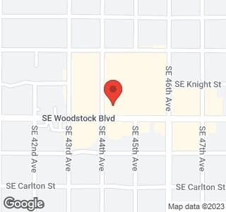 4411 SE Woodstock Blvd