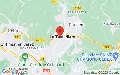 5 Rue Devernoille, 42350 La Talaudière, France