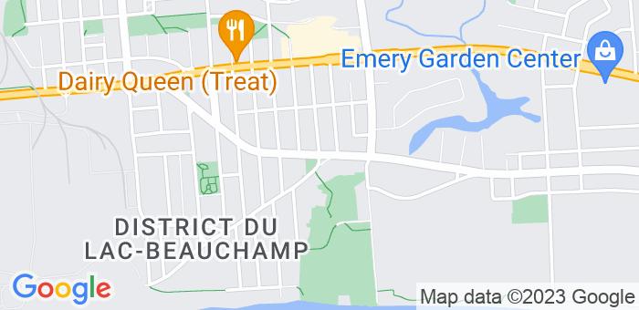 Carte du lieu