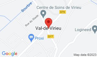 Parking de la Mairie 38850 Villages du lac de Paladru