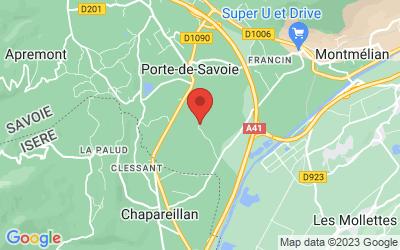 Chemin des Murs, 73800 Les Marches, France