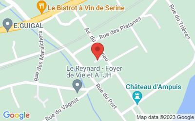 Avenue du Château, 69420 Ampuis, France