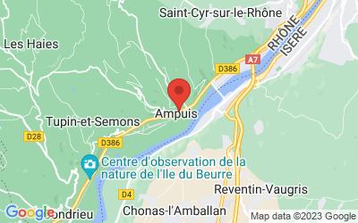 78 Boulevard des Allées, 69420 Ampuis, France
