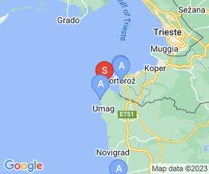 Karte für Kempinski Hotel Adriatic Istria