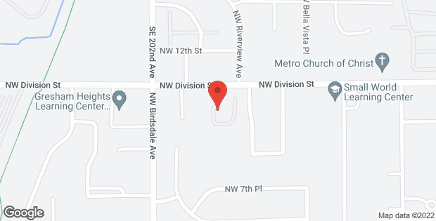 2022 NW DIVISION ST Gresham OR 97030