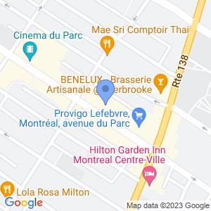 Dépanneur Ultra 25-Hrs Map