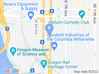Map of Alpha Dog Daycare and Boarding Dog Boarding options in Portland | Boarding