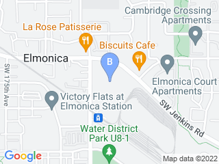 Map of Trimmed Pets LLC Dog Boarding options in Beaverton | Boarding