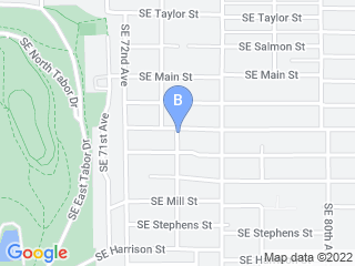 Map of Portland Run A Mutt Dog  Cat Care Dog Boarding options in Portland | Boarding