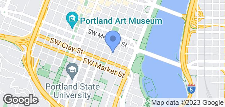 Map of Portland Kettle