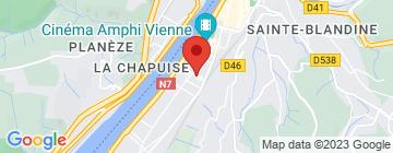 Carte La Pyramide - Petit Paumé