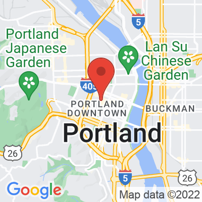 Map showing Case Study Coffee Roasters (Downtown)