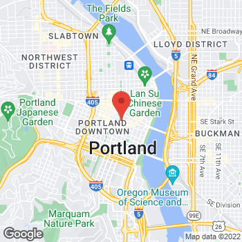 Map of Rite Aid at 622 SW Alder Street, Portland, OR 97205