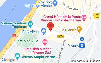 Cours Marc-Antoine Brillier, 38200 Vienne, France