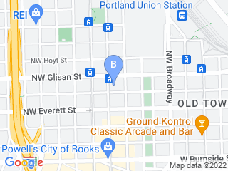 Map of LexiDog Boutique & Social Club Dog Boarding options in Portland | Boarding