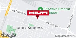 Get directions to Hilti Store BRESCIA