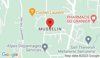 Musselin 73190 Saint-Baldoph
