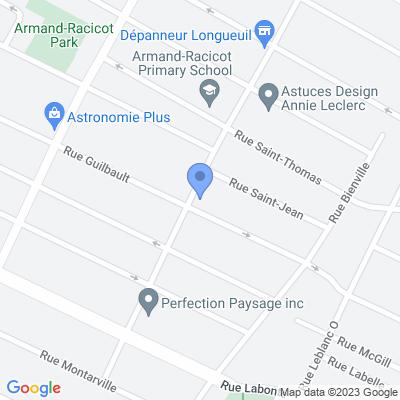 Provi-soir Dépanneur Dragon Map