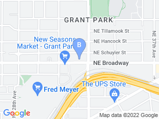 Map of Dogs in the City Dog Boarding options in Portland | Boarding