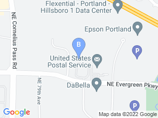 Map of A Dog Gone Good Place Dog Boarding options in Hillsboro | Boarding