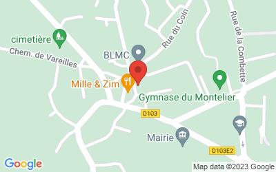 4 rue des écoliers, 69700 Échalas, Rhone-Alpes, France