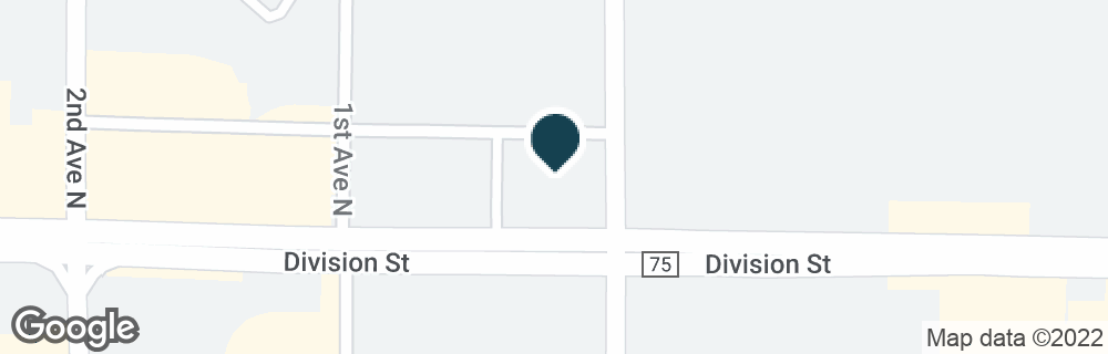 Google Map of17 DIVISION ST