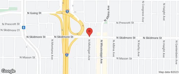 4356 N Michigan AVE Portland OR 97217