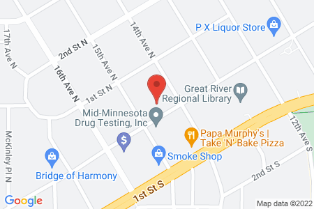 static image of1411 West Saint Germain Street, Suite 105, St. Cloud, Minnesota
