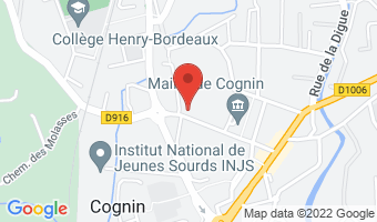 Place de l'Hôtel de Ville 73160 Cognin