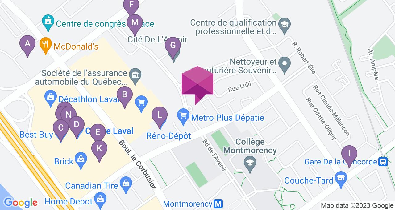 Les Résidences Soleil Manoir Laval