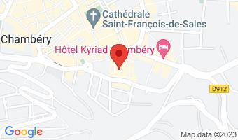 Place François Mitterrand 73000 Chambéry
