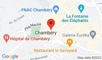 Place du Château 73000 Chambéry