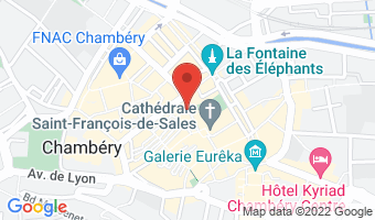 Ville ancienne 73000 Chambéry