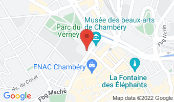 5 bis place du Palais de Justice 73000 Chambéry