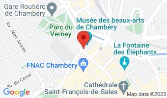 5bis place du Palais de Justice 73000 Chambéry