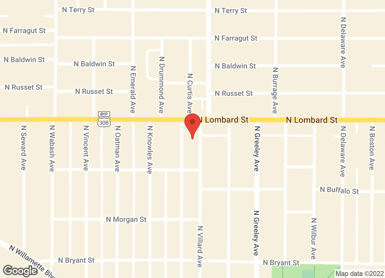Google Map of VCA North Portland Veterinary Hospital