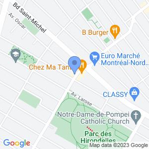 Dépanneur Chez Laurie Map