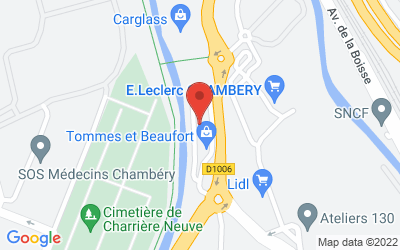 209 avenue du grand verger, 73000 Chambéry, France