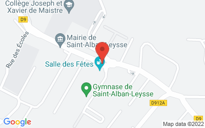 Avenue de la Mairie, 73230 Saint-Alban-Leysse, France