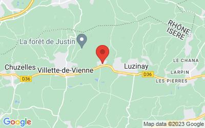 Chapelle d'illins, 38200