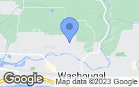 Map of Washougal, WA
