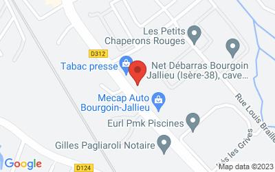 144 route de Lyon, 38300 Bourgoin