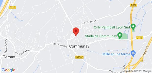 Achat terrains industriels - Communay (69)