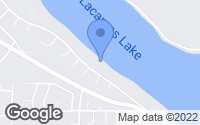 Map of Camas, WA