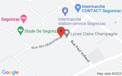 1 Rue des Malastiers, 16130 Segonzac, France
